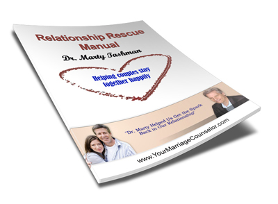 Relationship Rescue Manual